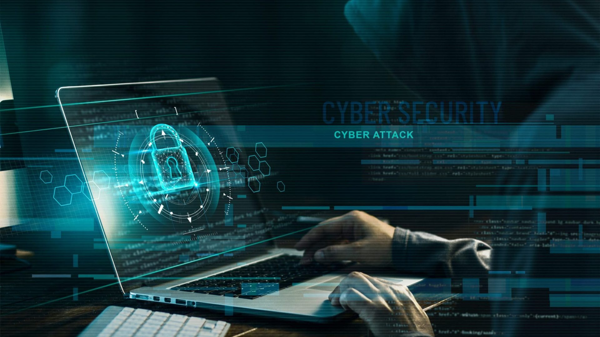 cyber securite illustration